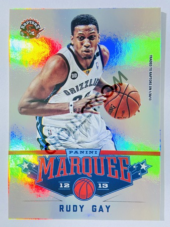 Rudy Gay 2012-13 Panini Marquee #42