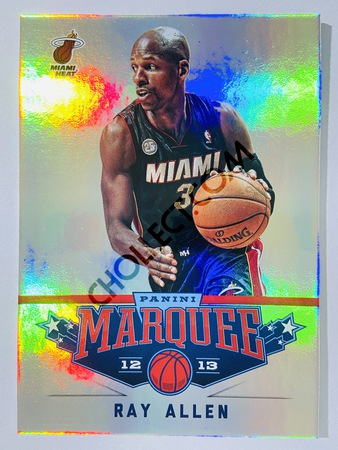 Ray Allen 2012-13 Panini Marquee #48