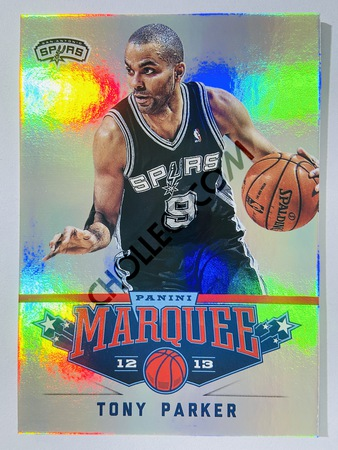 Tony Parker 2012-13 Panini Marquee #57