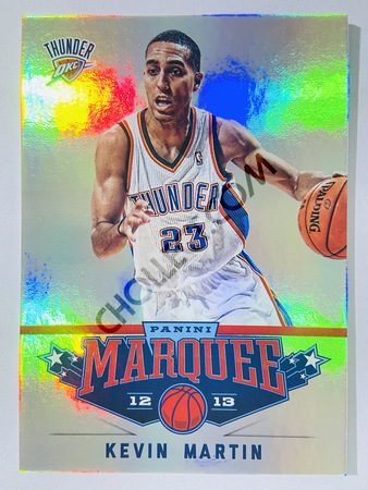 Kevin Martin 2012-13 Panini Marquee #58