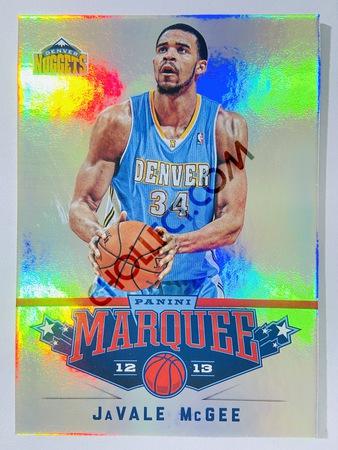 JaVale McGee 2012-13 Panini Marquee #61