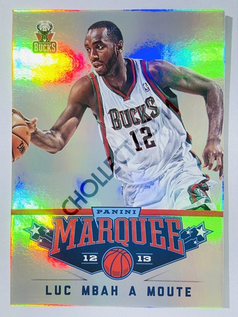 Luc Mbah a Moute 2012-13 Panini Marquee #66