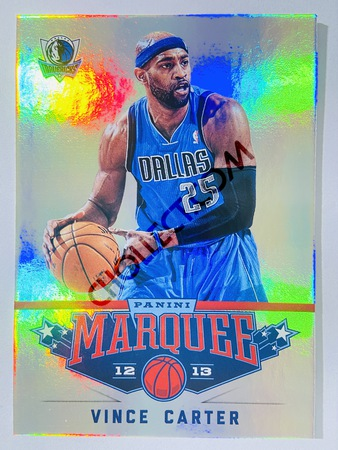 Vince Carter 2012-13 Panini Marquee #95