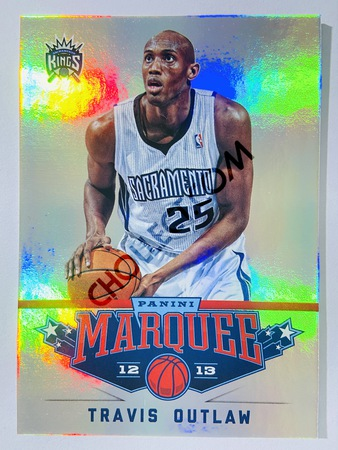 Travis Outlaw 2012-13 Panini Marquee #99