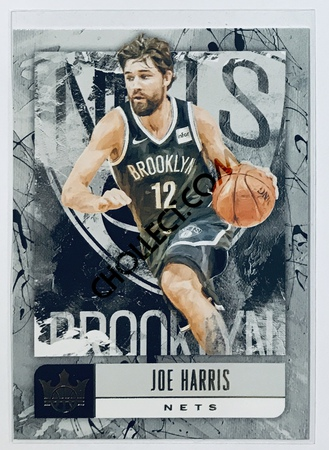 Joe Harris Panini Court Kings 2018-19 NBA Base Card #30 Brooklyn Nets