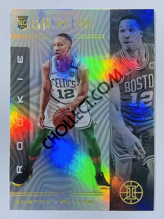 Grant Williams - Boston Celtics 2019-20 Panini Illusions #159 (Rookie)