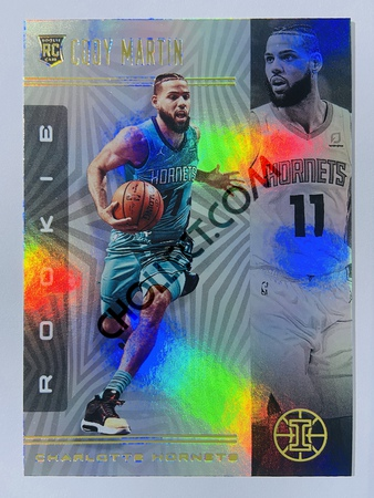 Cody Martin - Charlotte Hornets 2019-20 Panini Illusions #172 (Rookie)