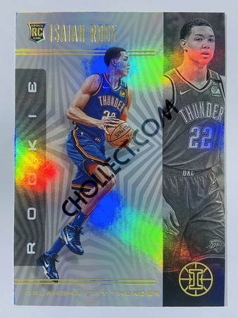 Isaiah Roby - Oklahoma City Thunder 2019-20 Panini Illusions #174 (Rookie)