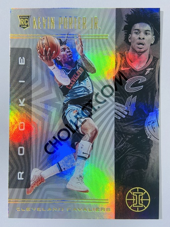 Kevin Porter Jr. - Cleveland Cavaliers 2019-20 Panini Illusions #190 (Rookie)