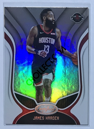 James Harden Panini Certified 2019-20 Base Card #26 Houston Rockets