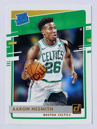 Aaron Nesmith - Boston Celtics 2020-21 Panini Donruss Rated Rookie #232