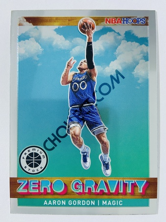 Aaron Gordon - Orlando Magic 2019-20 Panini Hoops Premium Stock Zero Gravity Insert #10