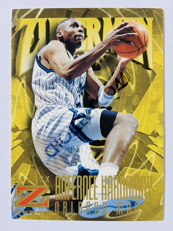 Anfernee Hardaway - Orlando Magic 1997 Skybox Z-Force Zupermen #174