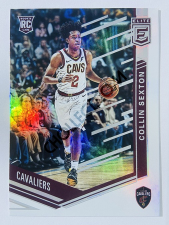 Collin Sexton - Cleveland Cavaliers 2018-19 Panini Chronicles Elite RC Rookie #280