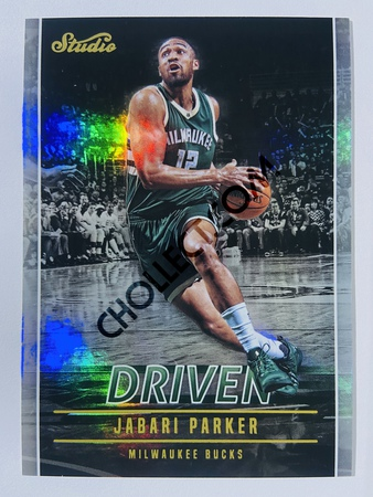 Jabari Parker - Milwaukee Bucks 2016-17 Panini Studio Driven Insert #DR-JP