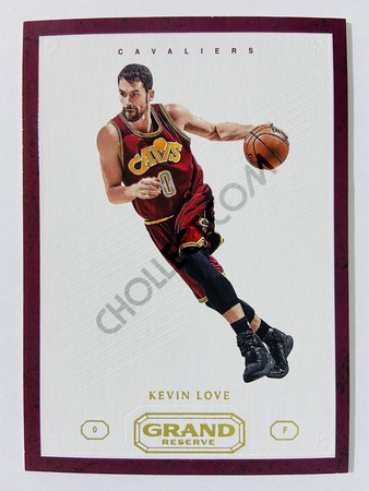 Kevin Love - Cavaliers 2016-17 Panini Grand Reserve #11