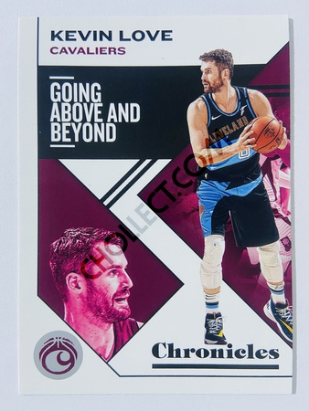 Kevin Love - Cleveland Cavaliers 2019-20 Panini Chronicles Base Card #36