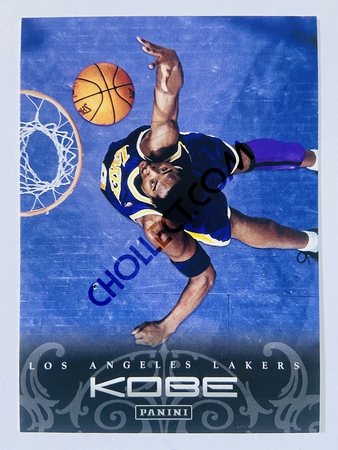 Kobe Bryant - Los Angeles Lakers 2012 Panini Kobe Anthology #20