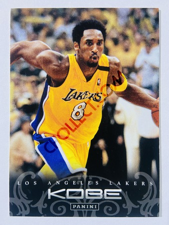 Kobe Bryant - Los Angeles Lakers 2012 Panini Kobe Anthology #33