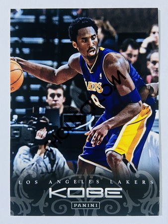 Kobe Bryant - Los Angeles Lakers 2012 Panini Kobe Anthology #40