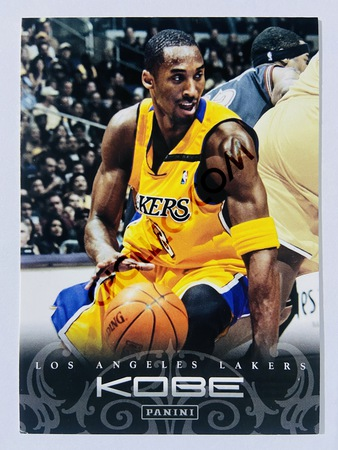 Kobe Bryant - Los Angeles Lakers 2012 Panini Kobe Anthology #70