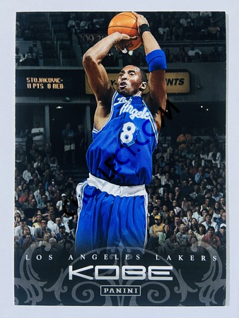Kobe Bryant - Los Angeles Lakers 2012 Panini Kobe Anthology #97