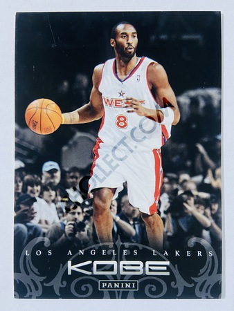 Kobe Bryant - Los Angeles Lakers 2012 Panini Kobe Anthology #103