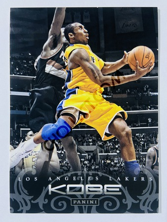 Kobe Bryant - Los Angeles Lakers 2012 Panini Kobe Anthology #120