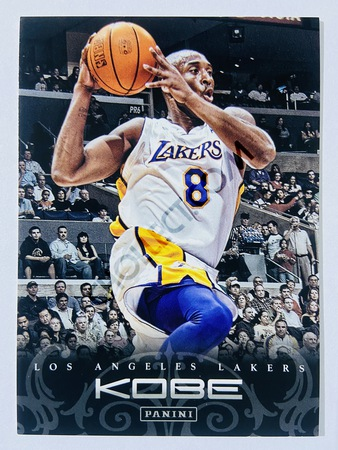 Kobe Bryant - Los Angeles Lakers 2012 Panini Kobe Anthology #128