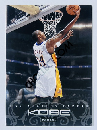 Kobe Bryant - Los Angeles Lakers 2012 Panini Kobe Anthology #137