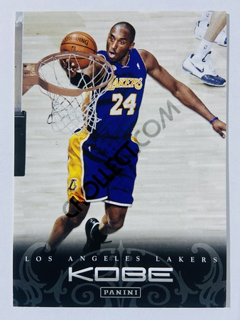 Kobe Bryant - Los Angeles Lakers 2012 Panini Kobe Anthology #154