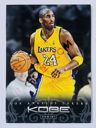 Kobe Bryant - Los Angeles Lakers 2012 Panini Kobe Anthology #169