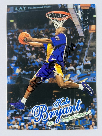 Kobe Bryant - Los Angeles Lakers 1997-98 Fleer Ultra #1