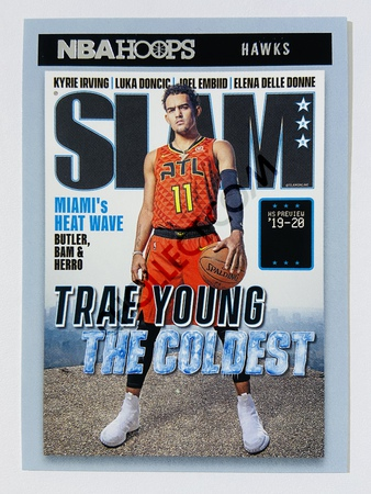 Trae Young - Atlanta Hawks 2020-21 Panini Hoops Slam #6