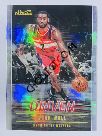 John Wall - Washington Wizards 2016-17 Panini Studio Driven #DR-JW