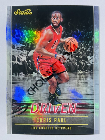 Chris Paul - Los Angeles Clippers 2016-17 Panini Studio Driven #DR-CP
