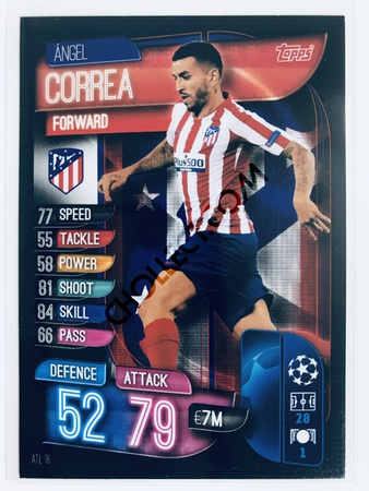 Angel Correa - CLUB ATLETICO DE MADRID