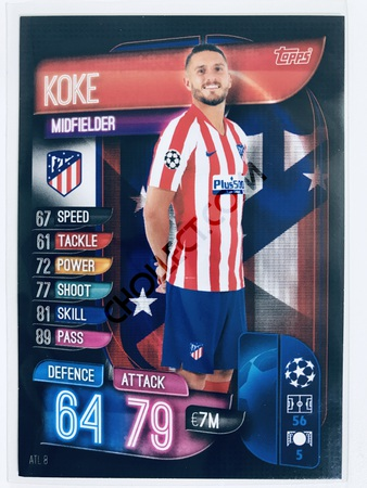 Koke - CLUB ATLETICO DE MADRID