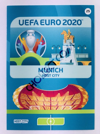 Munich (Germany) - Host City | Panini Adrenalyn XL UEFA Euro 2020 #25