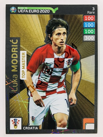 Luka Modric (Croatia) - Top Master | 2020 Road to UEFA Euro #3