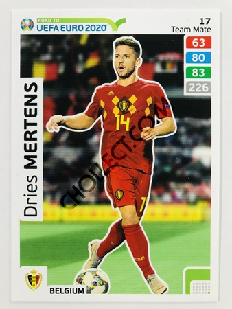 Dries Mertens (Belgium) | 2020 Road to UEFA Euro #17