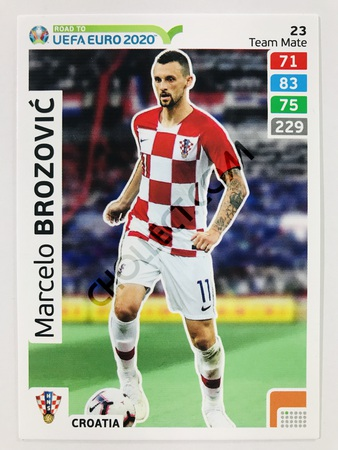 Mercelo Brozovic (Croatia) | 2020 Road to UEFA Euro #23