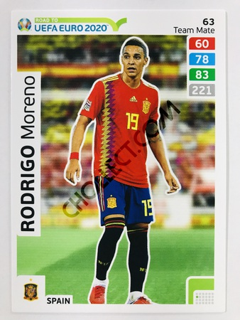 Rodrigo Moreno (Spain) | 2020 Road to UEFA Euro #63