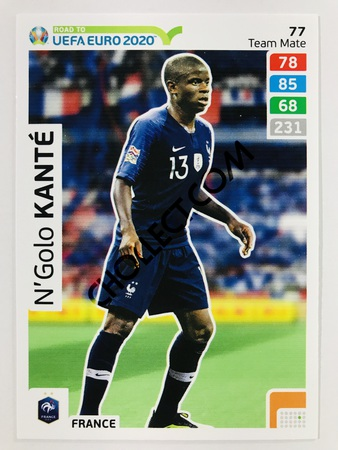 N'Golo Kante (France) | 2020 Road to UEFA Euro #77