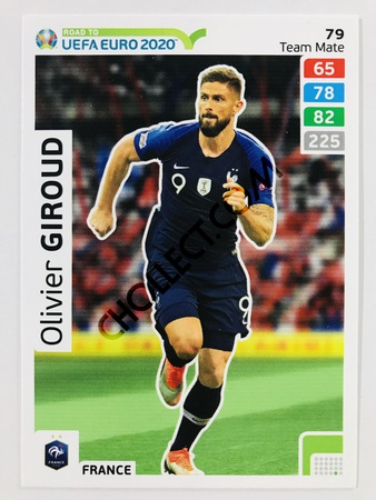 Olivier Giroud (France) | 2020 Road to UEFA Euro #79