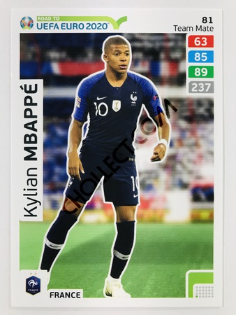 Kylian Mbappe (France) | 2020 Road to UEFA Euro #81