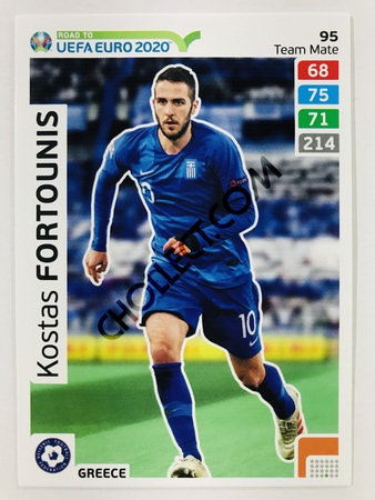 Kostas Fortounis (Greece) | 2020 Road to UEFA Euro #95