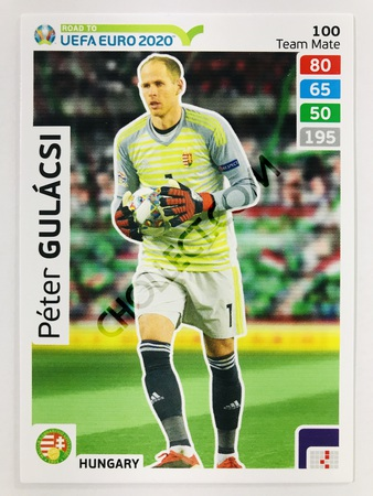 Peter Gulacsi (Hungary) | 2020 Road to UEFA Euro #100