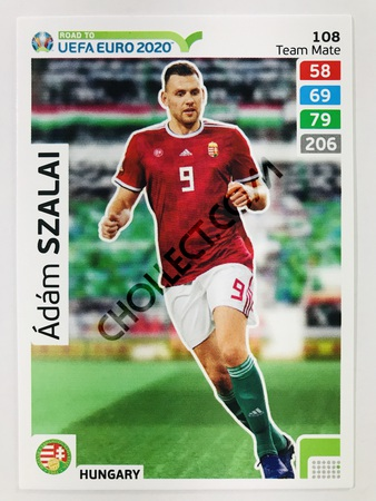 Adam Szalai (Hungary) | 2020 Road to UEFA Euro #108