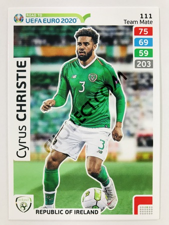Cyrus Christie (Republic of Ireland) | 2020 Road to UEFA Euro #111